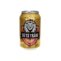 Bia Sư tử trắng Premium Lager