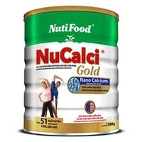 Sữa bột Nutifood Nucalci Gold 800g
