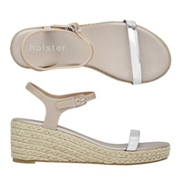 Giày Sandals Nữ Holster Glow Espadrille HS92