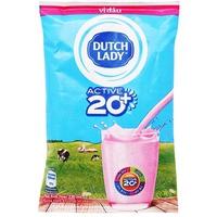 Sữa tiệt trùng Dutch Lady dâu 220ml
