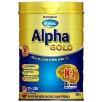 SỮA DIELAC ALPHA GOLD SỐ 3 900G 1-2 TUỔI