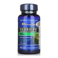 Thực phẩm chức năng bổ trí não Puritan's Pride Neuro-PS Phosphatidylserine 100mg
