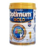 Sữa Vinamilk Optimum Gold số 1 900g 0-6 tháng