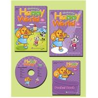 Happy World - Tiếng Anh Cho Trẻ Em (Bộ 5A-5B)