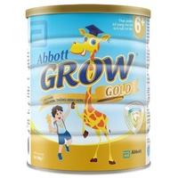 Sữa Abbott Grow gold 6+ 900g trên 6 tuổi