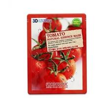 Mặt Nạ Cung Cấp Độ Âm Cho Da 3D Foodaholic Tomato Natural Essence Mask 23ml