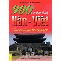 900 Câu Đàm Thoại Hàn - Việt Thông Dụng Hàng Ngày