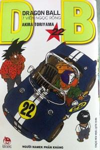 Dragon Ball - Tập 22