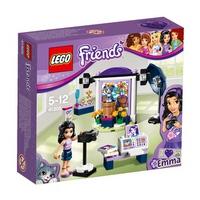 Mô hình Lego Friends 41305 - Phòng chụp hình của Emma
