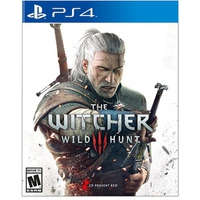 Đĩa game Sony The Witcher 3 Wild Hunt