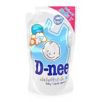 Nước giặt xã quần áo cho bé D-nee Lovely Sky 600ml (xanh)