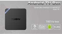 Android TiviBox T95N Ram 2G- Rom 8G Tặng kèm chuột không dây
