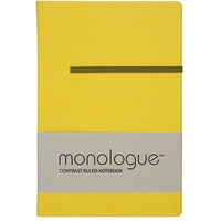 Sổ Monologue Contrast Ruled Notebook A8