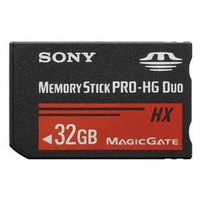 Thẻ nhớ SONY 32GB Memory Stick Pro HG-Duo HX