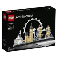 Bộ Lắp Ghép LEGO Architecture 21034 - Thành Phố London