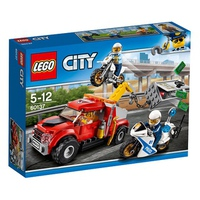 Mô hình Lego City 60137 - Xe cướp két sắt