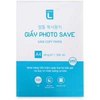 Giấy Save Choice L A4