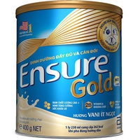 SỮA ABBOTT ENSURE GOLD 400G CHO NGƯỜI LỚN