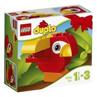 Mô Hình Lego Duplo 10852 - Chú Vẹt Đầu Tiên