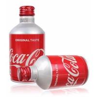 Nước ngọt Coca Cola Nhật chai nhôm nắp vặn 300ml