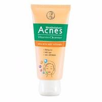 Sữa Rửa Mặt Acnes Vitamin Cleanser 100G