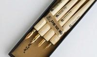 Bút Sắt Lá Tre Hàn Quôc Memory - Set 4 Cây