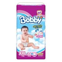 Tã dán Bobby XXL34 (trên 16kg)