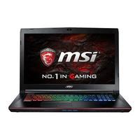 Laptop MSI GE72VR 6RF Apache Pro 058XVN