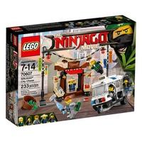 Mô hình Lego Ninjago 70607 - Cuộc Truy Đuổi Tại Thành Phố