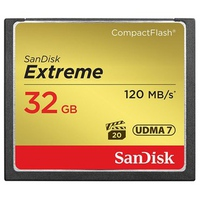 Thẻ nhớ CompactFlash Sandisk Extreme 800X 32GB 120MB/s