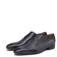 Giày Tây ShoeX Saturn Oxford Wholecut
