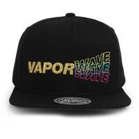 Nón Snapback Premier Vaporwave Logo