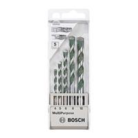 Bộ 5 mũi khoan bê tông Bosch