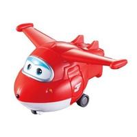 Đồ chơi SUPER WINGS YW710010 - Máy bay biến hình robot mini Jett Tia Chớp