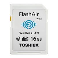 Thẻ nhớ SDHC Toshiba 16GB Flash Air WiFi