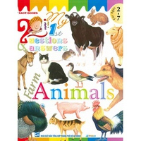 My First Questions & Answers - Farm Animals