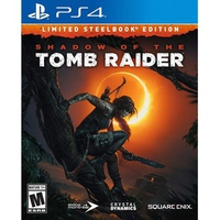 Đĩa Game PS4 Shadow of the Tomb Raider