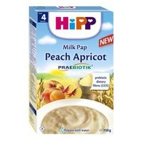 Bột dinh dưỡng Hipp sữa đào mơ tây 250g 4M+