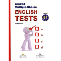 Graded Multiple - Choice English Test (Level B1-B2)