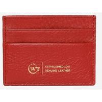 Ví Đựng Thẻ Da Bò WT 0854