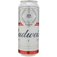 Bia Budweiser lon 500ml