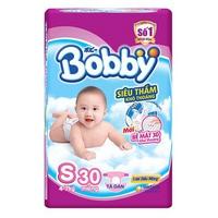Tã dán Bobby S30 (dưới 7kg)