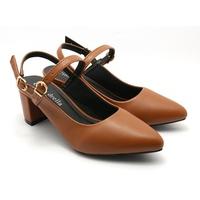 Giày Cao Gót Nữ Bít Mũi Cindydrella C142