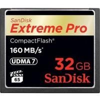 Thẻ nhớ Sandisk CF Extreme Pro 32GB 1067X 160MB/s
