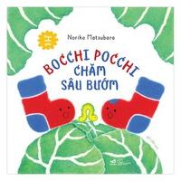 Bocchi Pocchi Chăm Sâu Bướm - Ehon Mẫu Giáo