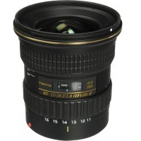 Lens Tokina AT-X 11-16mm F2.8 Pro DX II for Canon