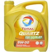 Nhớt Ô Tô Total Quartz 9000 GF5 SAE 5W30 (4L)