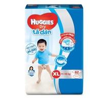 TÃ DÁN HUGGIES XL62 (11-16KG)