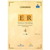 Longman Essence Reading (Tập 1-4)