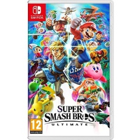 Đĩa Game Nintendo Switch Super Smash Bros Ultimate